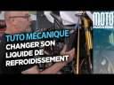 Changer son liquide de refroidissement – Tuto Moto Magazine