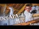 DÉCAPAGE CRYOBLASTER  – Passion Rénovation Ep33 –  construction maison travaux DIY