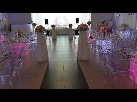 Le Crystal Reception-Evénement deco mariage algérien marocain tunisien
