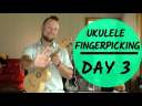 5 Day Series | Ukulele Fingerpicking Patterns | Day 3 | Tutorial + Play Along