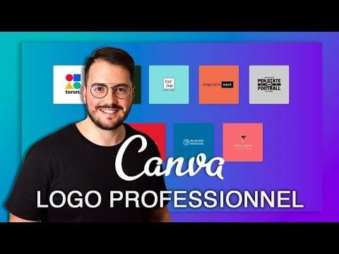 Comment créer un logo professionnel avec Canva (tutoriel complet)