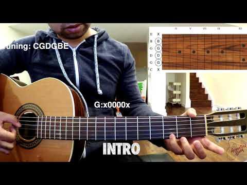 Ao Izy e (Mahaleo) – Malagasy Guitar Tutorial