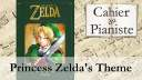 Princess Zelda – The Legend of Zelda (Ocarina of Time) – Piano
