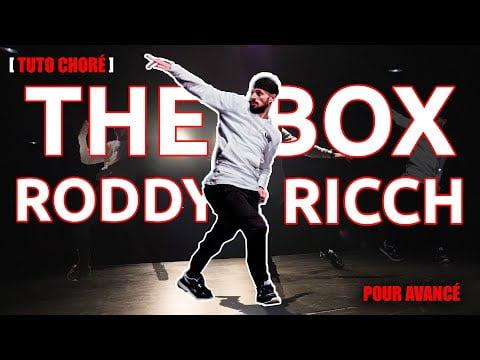 [TUTO CHORÉ] Chorégraphie sur THE BOX – Roddy Ricch | Danse Hip Hop avancé | JUSTIN LINK