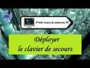 [Tuto informatique#Vidéo N°160] Déployer le clavier de secours-Voix-Off-fr