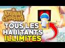 MEILLEUR GUIDE (COMMENT AVOIR TOUS LES HABITANTS | CAMPING SECRET��) ANIMAL CROSSING NEW HORIZONS FR