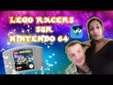LEGO RACERS SUR LA NINTENDO 64 TEST GAMEPLAY/ JEUX VIDEO/ FR/JEU TEST