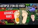 Autopsie d'un jeu vidéo : Advance Wars