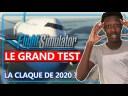 FLIGHT SIMULATOR 2020 : Le GRAND TEST ! La CLAQUE GRAPHIQUE de 2020 ? 😍