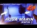 Tuto: aquarium eau de mer recifal nano !