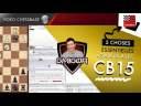 Tuto Chessbase #1  – 5 Choses Essentielles à savoir