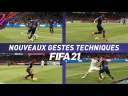 FIFA 21 – TUTO NOUVEAUX GESTES TECHNIQUES FR