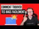 Programmation de jeux vidéo débutant : Comment trouver un bug facilement ? (Lua / Love2D)