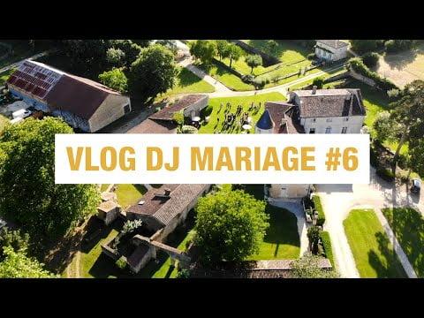 Vlog Dj Évènementiel mariage #6 | Tsl Formation