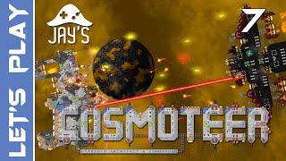 [FR] Cosmoteer – Création et Gestion de vaisseau spatial – Épisode 7