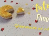 • TUTO FIMO cheese cake au citron •