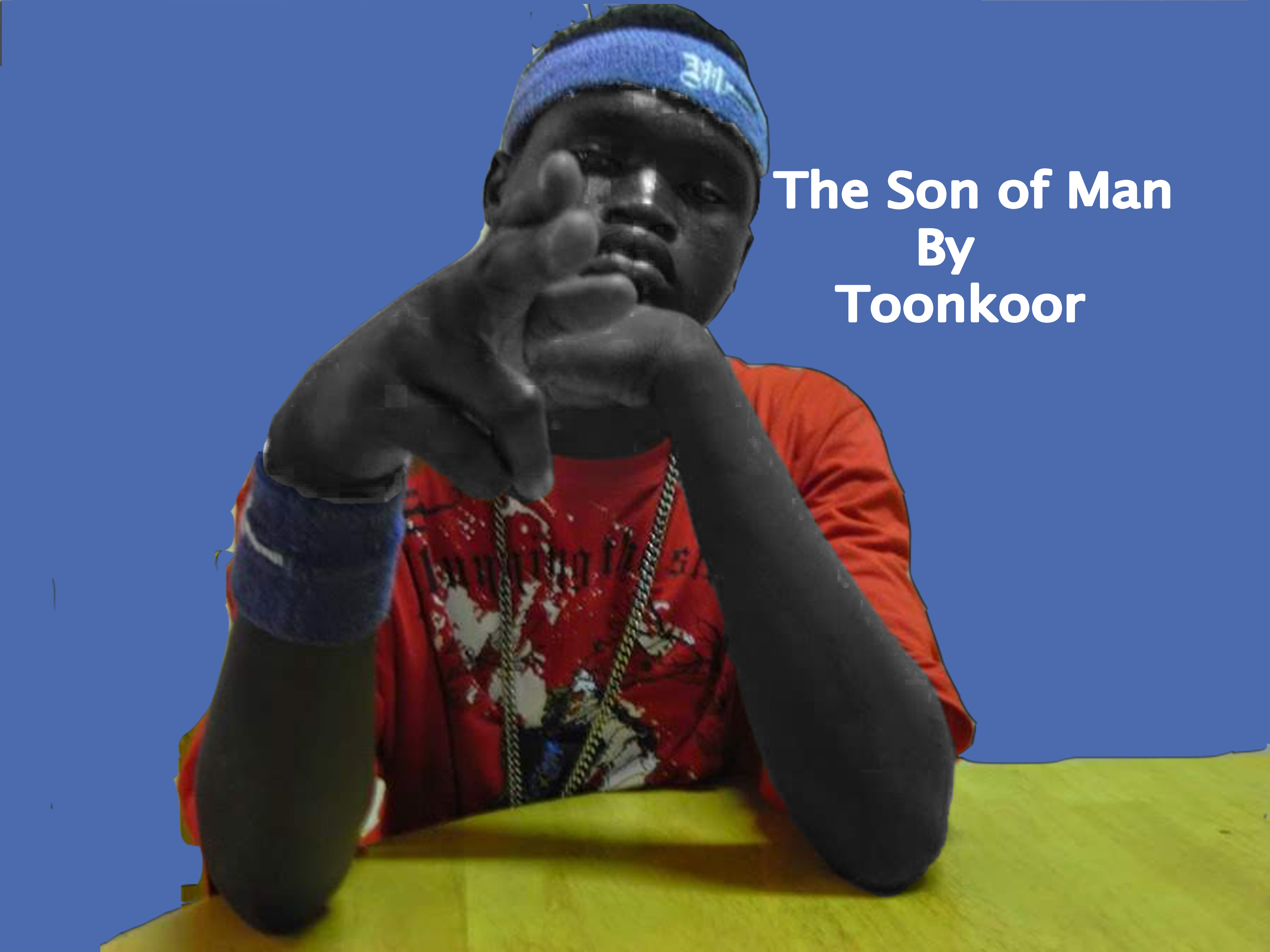 The Son of Man By Toonkoora1