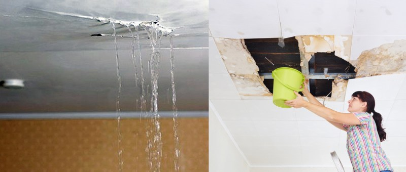 What To Do If Your Ceiling Is Leaking?