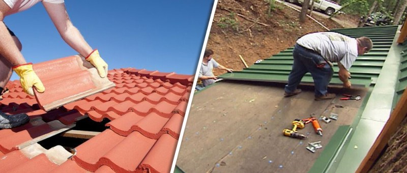 roof installation in perth