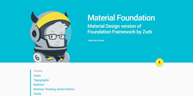 Material Foundation Material Design Framework