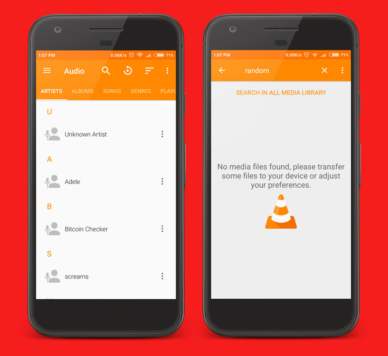 VLC Best Android App