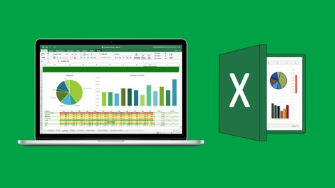 [100% off] 2021 Microsoft Excel from A-Z: Beginner To Expert Course