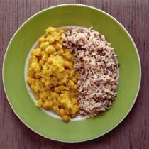 curry ceci vegetariano ricetta chickpea legumi