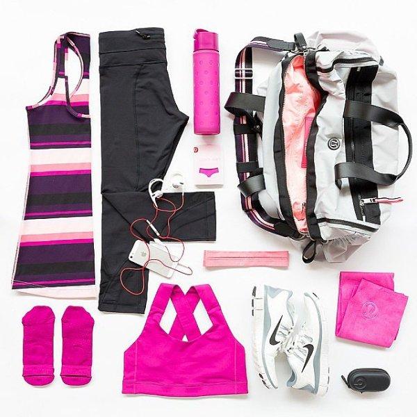 fitness gear regalo appassionati palestra ginnastica idee