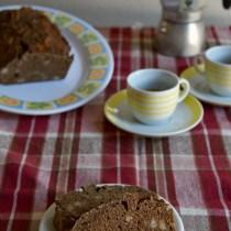 plumcake 3c castagne caffè cioccolato loaf cake light ricetta fit proteica