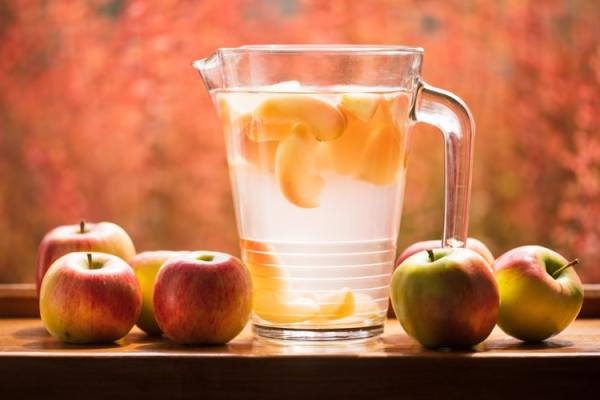 acqua aromatizzata infusione ricetta
