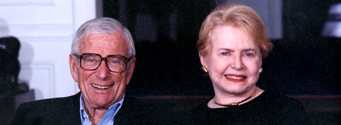 Stanley and Edna Tuttleman