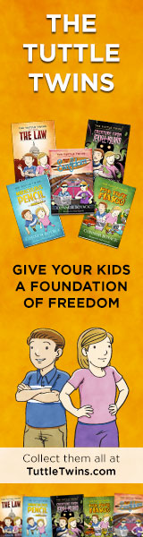 The Tuttle Twins - a child's foundation of freedom