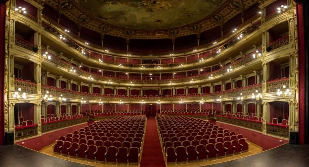 Teatro Romeo a Murcia.