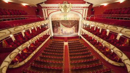 Teatro Chapì a Villena (Alicante)