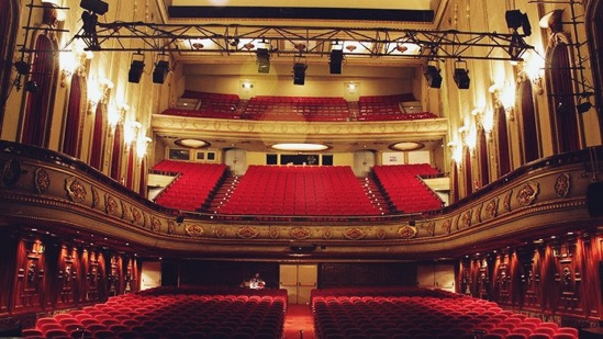 Teatro Nuevo Apolo a Madrid