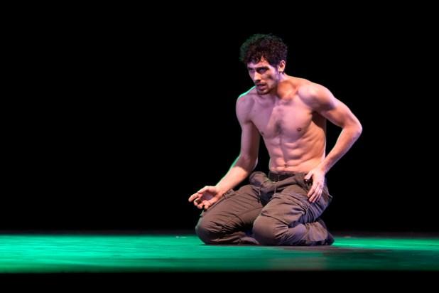Alessandro Riga, Maggio Danza. © Ph. Gregory Batardon.