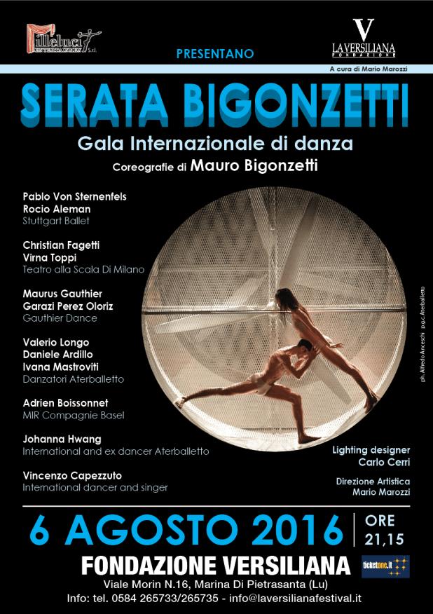 Serata Bigonzetti
