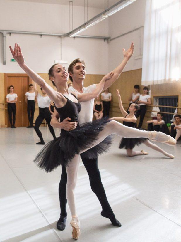 Arianna Tiberi e Marco Esposito. © Ph. Yasuko Kageyama.