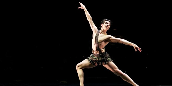 English National Ballet: Cesar Corrales nominato Principal