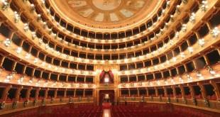 Audizione al Teatro Massimo di Palermo!