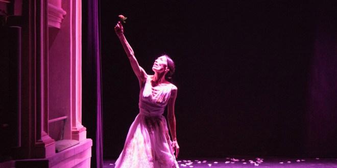 Luciana Savigano a Milano: danzerà Debussy al Conservatorio