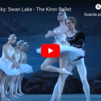 [VIDEO] Il Lago dei Cigni del Kirov Ballet: il video integrale online!