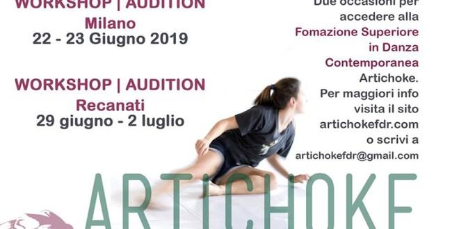 Artichoke, formazione biennale in danza contemporanea