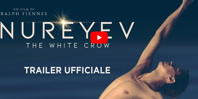 The White Crow, il nuovo film su Nureyev