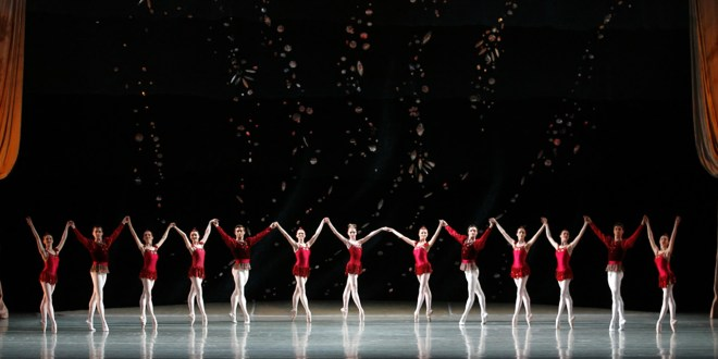 #TuttoDanzaOgniGiorno – Jewels di George Balanchine