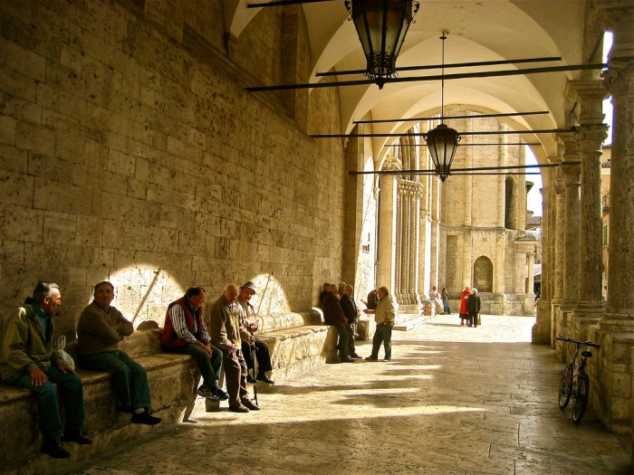 Ascoli Piceno is the capital of the province of the same name