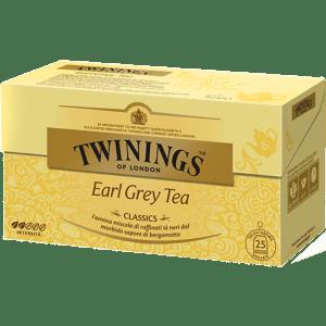 TWININGS EARL GREY TEA I Classici