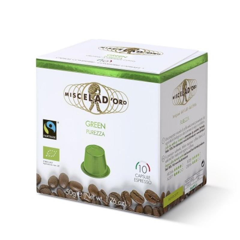 capsule caffé miscela d'oro messina compatibili