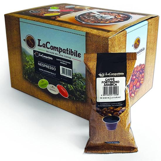 Caffè La Compatibile capsule FORTISSIMO