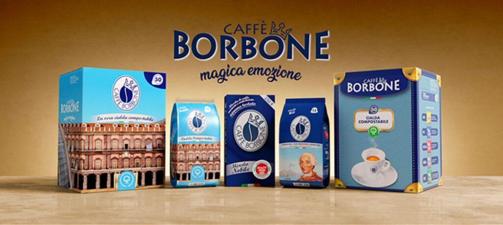 borbone caffè on line
